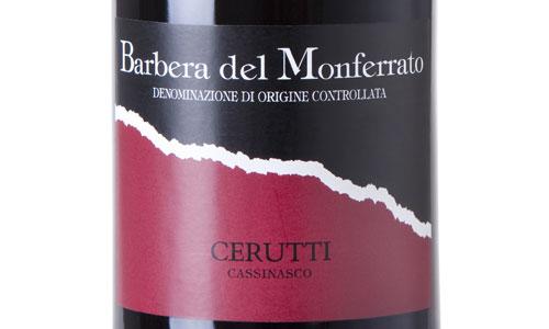 Cascina_Cerutti_vino_barbera_monferrato_label
